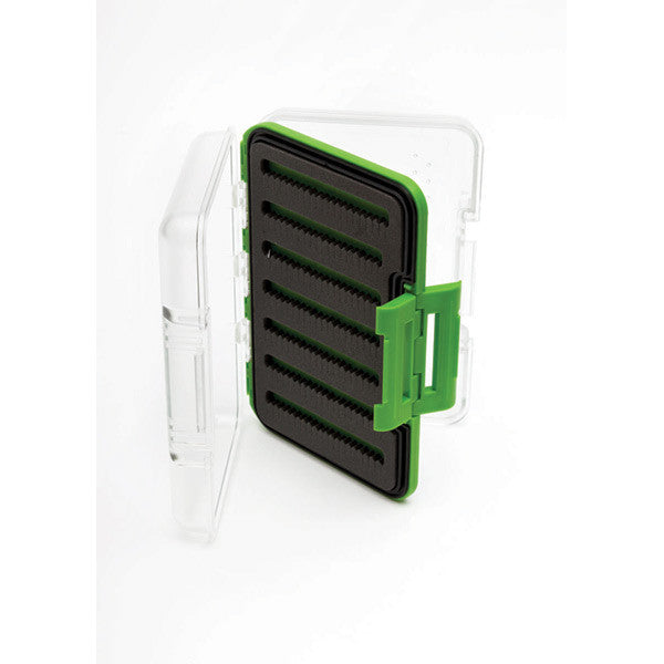 Leeda Profil Pro Fly Box Green