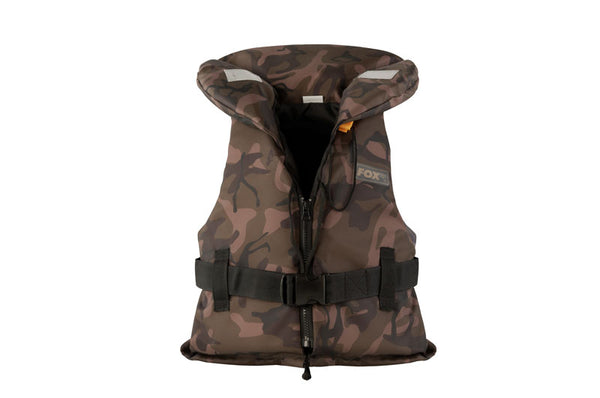 Fox Kid's Camo Life Jacket