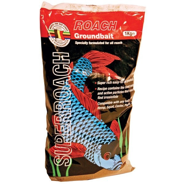 Van Den Eynde groundbait 1kg - Superroach