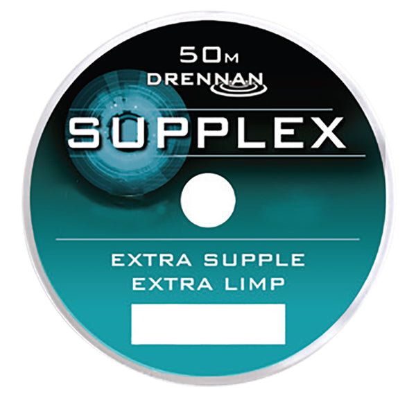 Drennan Supplex Hooklenght line 50m