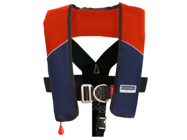 Maindeck SO 180N Harness UML Manual Red/Navy