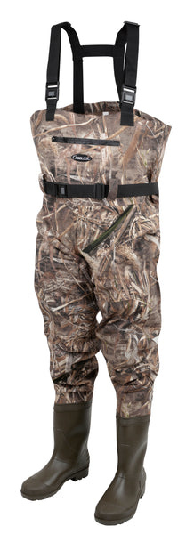 Prologic Max5 Nylo-Stretch Chest Wader Cleated