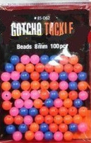 Gotsha tackle beads 5mm 100pc