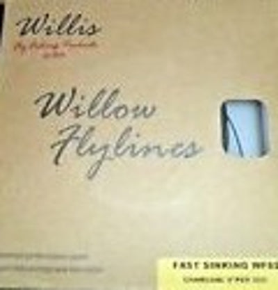 Willis Willow Fly Line Fast Sink