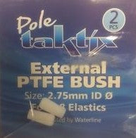 Taktix External PTFE Bushes 2.75mm
