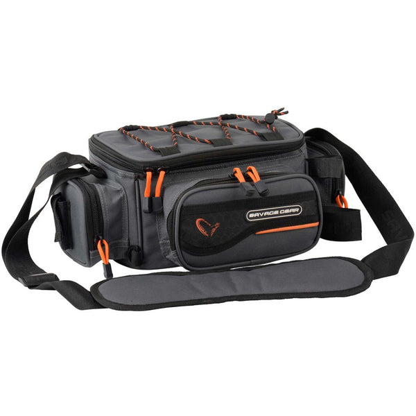 Savage Gear System Box Bag Medium 3 boxes