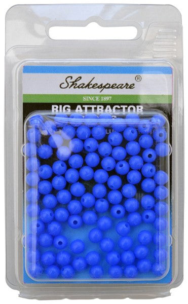 Shakespeare® Rig Attractor Beads 5mm - Blue
