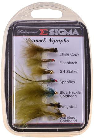 Shakespeare® Sigma Fly Damsel