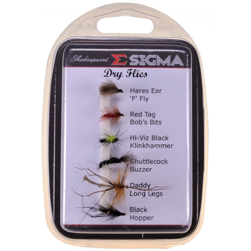 Shakespeare® Sigma Fly Stillwater Dries - VIVADO