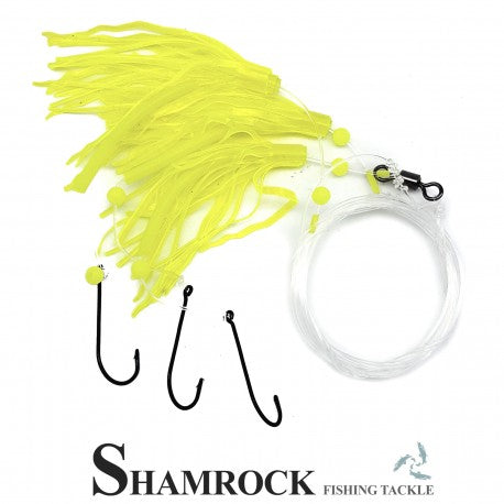 Shamrock all yellow animal rig