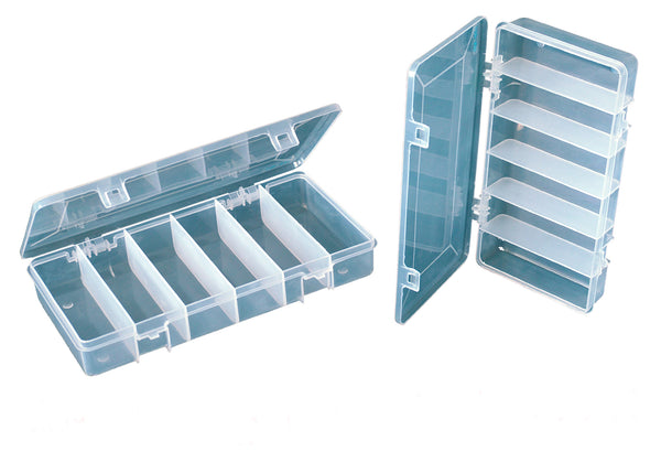 Tronixpro Six Compartment Tackle Box TB024