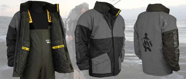 Vass Team Vass 175 Zipped Winter Jackets
