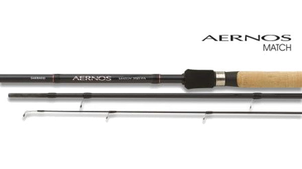 Shimano Aernos Match rod 15ft