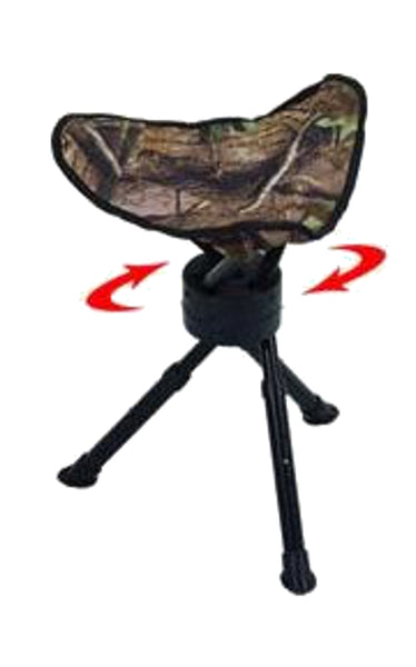 Podium Camo Shooting Stool