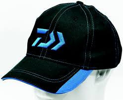 DAIWA BLACK 'N' BLUE CAP