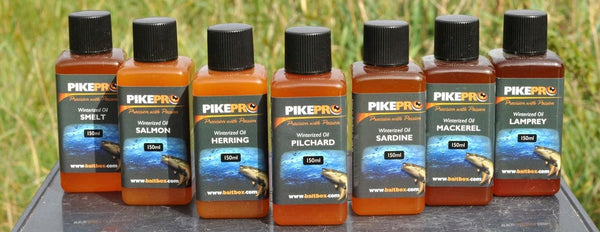 PikePro Winterized Pike Oils 150ml