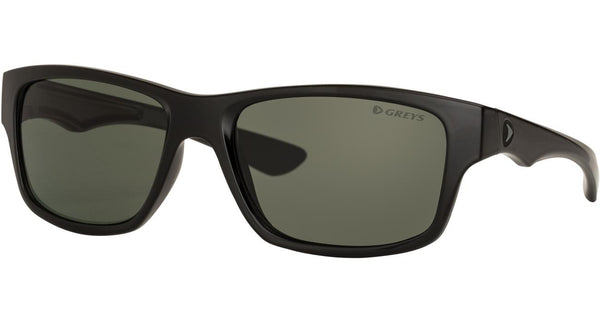 GREYS® G4 SUNGLASS - MATT BLACK/GREEN GREY