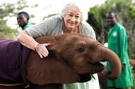 The Incredible Daphne Sheldrick, who created an elephant orphanage in Kenya, dies at 83