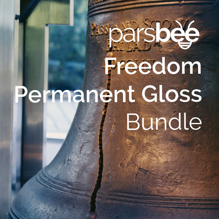 Parsbee Freedom Permanent Gloss Bundle