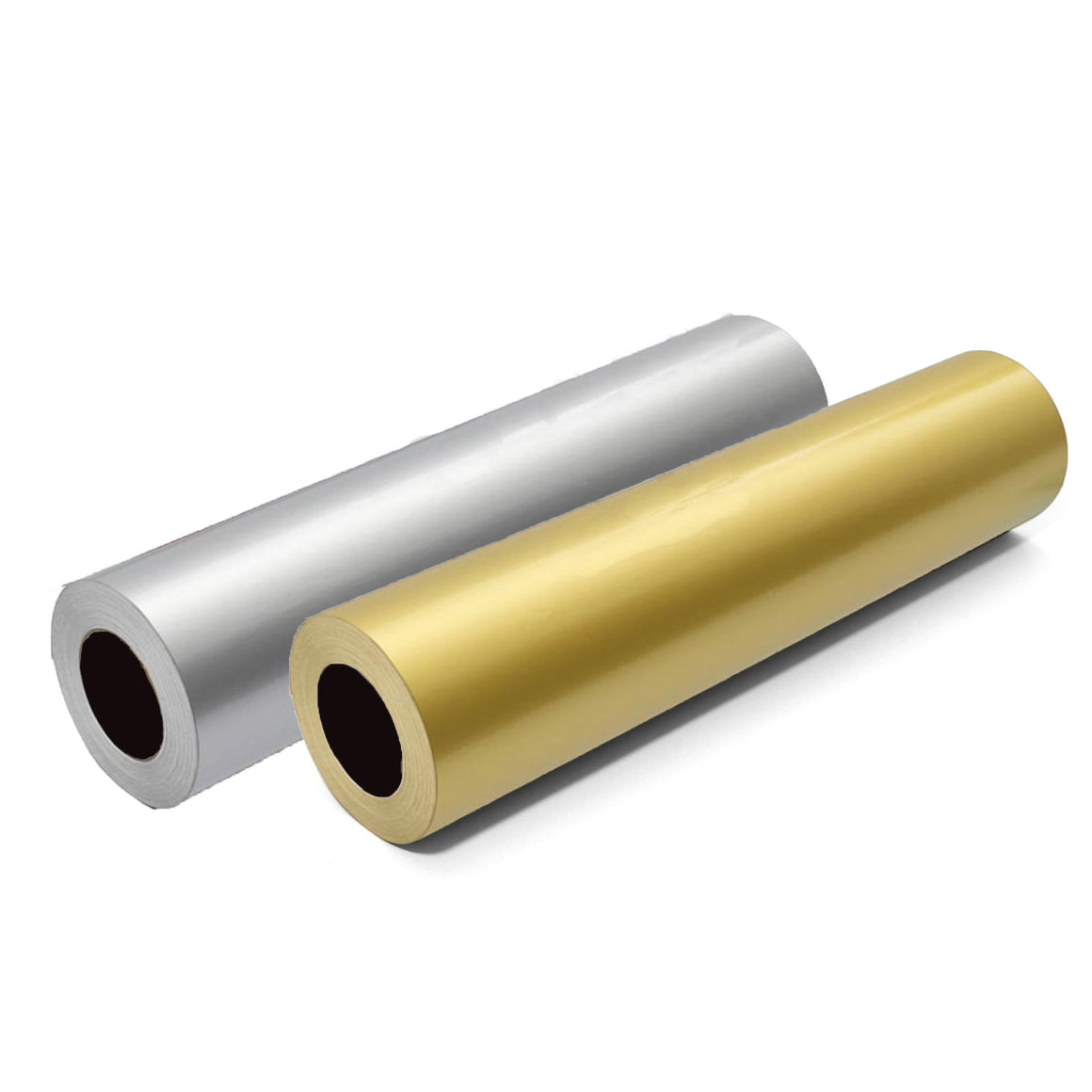 Parsbee Gloss Silver & Gold Roll Bundle