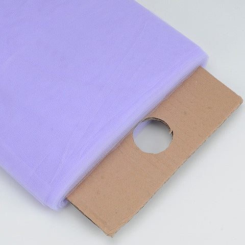 Lavender 54 Inch Premium Tulle Fabric Bolt ( W: 54 inch | L: 40 Yards ) -