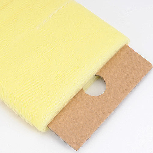 Baby Maize 54 Inch Premium Tulle Fabric Bolt ( W: 54 inch | L: 40 Yards )