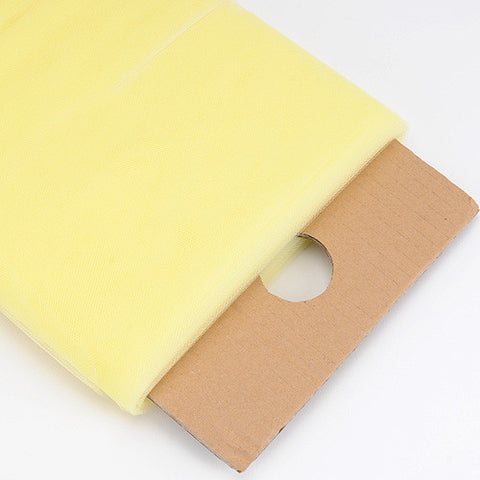 Baby Maize 54 Inch Premium Tulle Fabric Bolt ( W: 54 inch | L: 40 Yards ) -