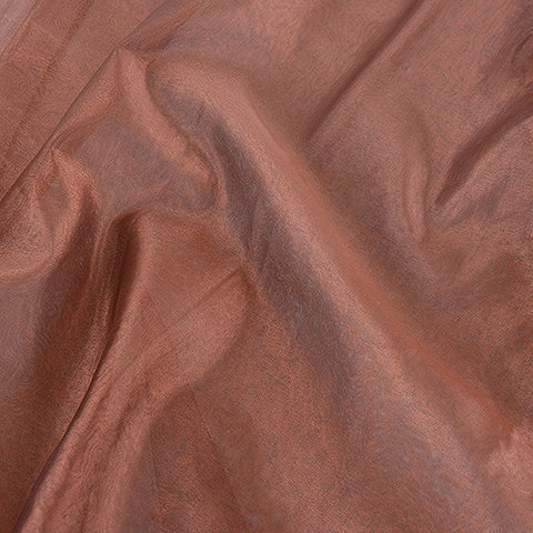 Two Tone Organza Overlays Copper Black ( W: 28 inch | L: 108 Inches )- Ribbons Cheap