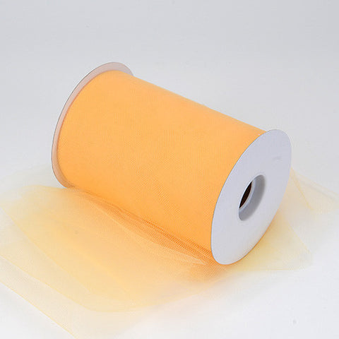 Yellow Premium Tulle 100 Yards ( W: 6 inch | L: 100 Yards ) -