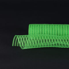 Green Deco Mesh Laser Eyelash