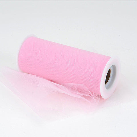 Pink Premium Tulle Fabric ( 12 inch | 25 Yards )