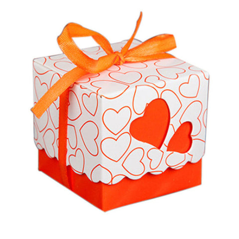 Covered Love Square Sweet Candy Box