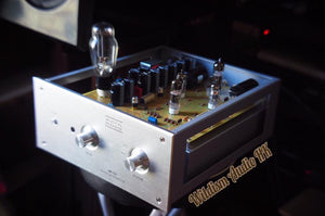 Musical Paradise MP-701 E88CC 6922 6DJ8 12AU7 Tube Pre Amplifier 膽前级放大器