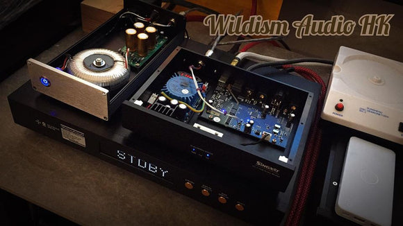 Singxer SU-1 Wild Linear Power Supply Unit By Wildism Audio HK