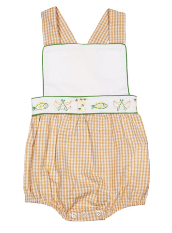 Atticus Camp Sunsuit