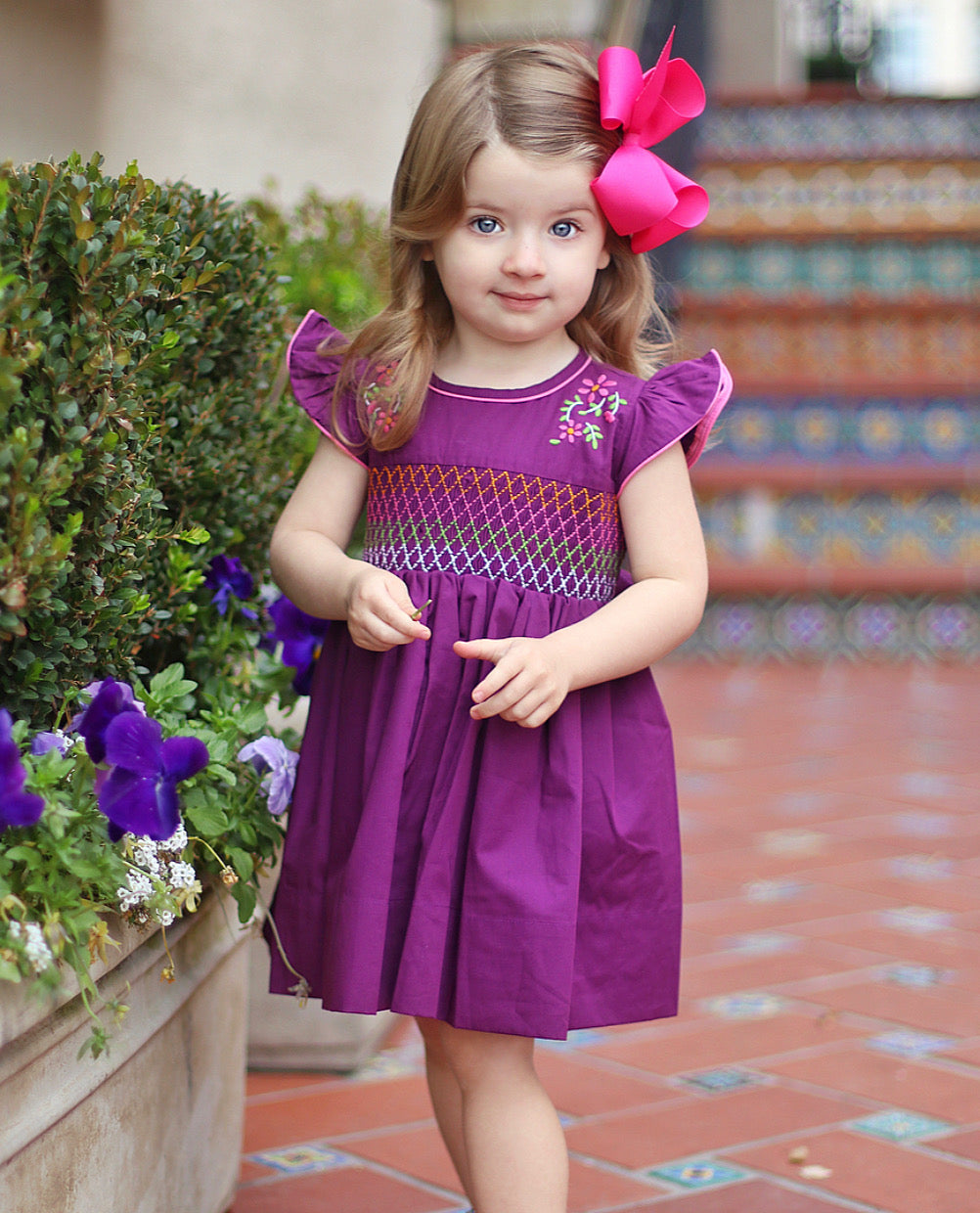 San Antonio Fiesta Dress