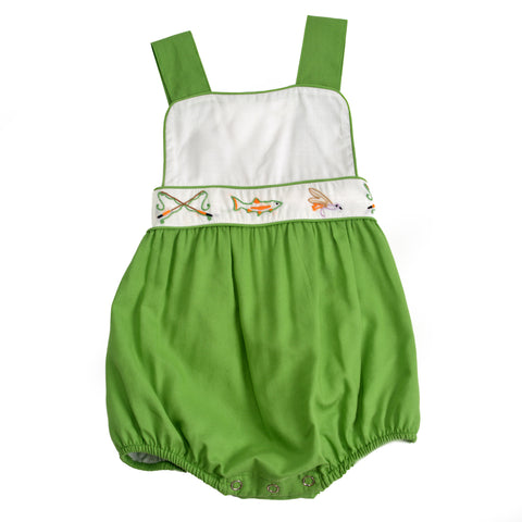 Christian Elizabeth & Co. Roaring Fork Sunsuit, children's clothing