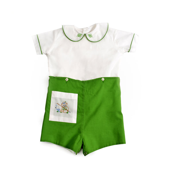 Christian Elizabeth & Co. Woody Creek Bobby Suit, children's clothing