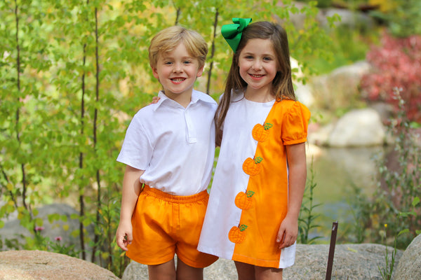 Pine Creek Pumpkin Dress