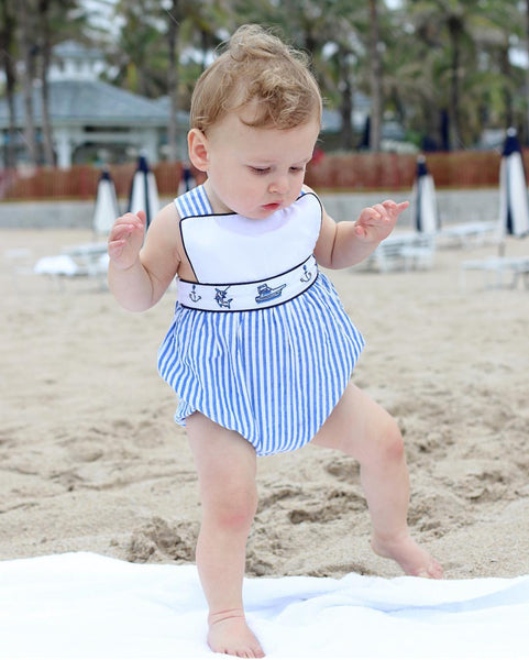 Christian Elizabeth & Co. Port Aransas Islander Sunsuit