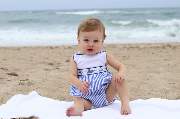 Christian Elizabeth & Co. Port Aransas Islander Sunsuit beach