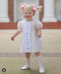 Big Easy Back To School Dress