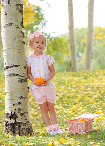 Paepke Pumpkin Bloomer Set
