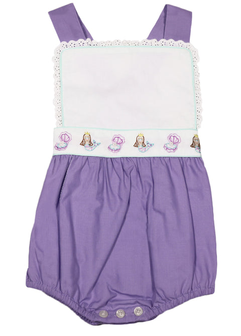 Pearl Mermaid Sunsuit