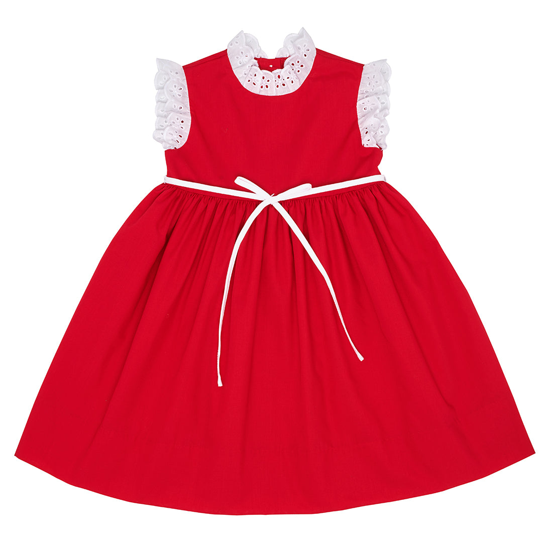 Red Mountain Dress