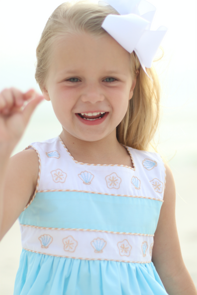 Seaside Shell Dress