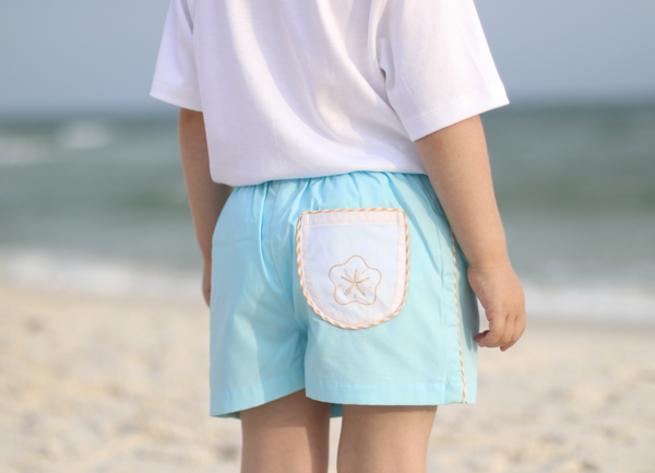 Seaside Shell Shorts