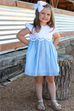 Brenham Bluebonnet Dress