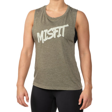 Misfit Duo Muscle Tank