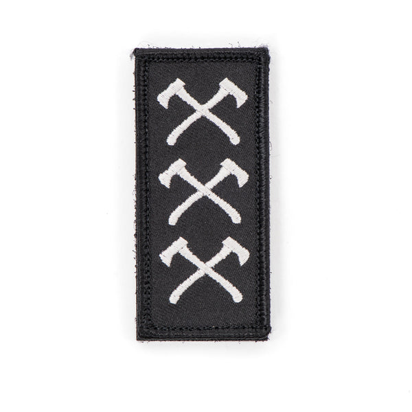 Stacked Axes Patches
